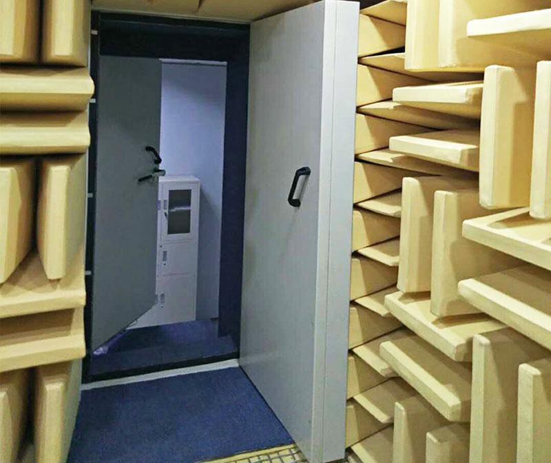 声学实验消声室