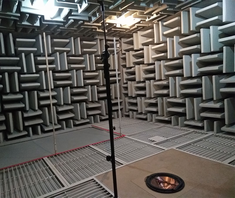 噪声测试消声室价格