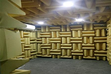 消声室项目
