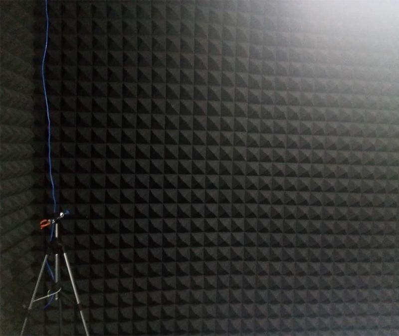 声学实验室噪声消声内墙结构