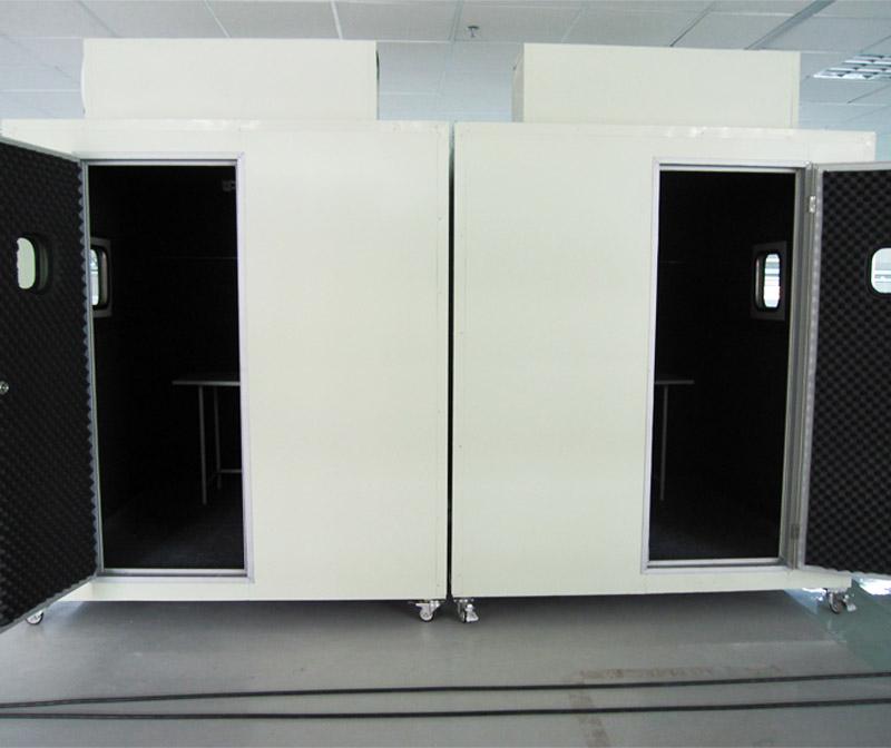 消音室制作结构方案
