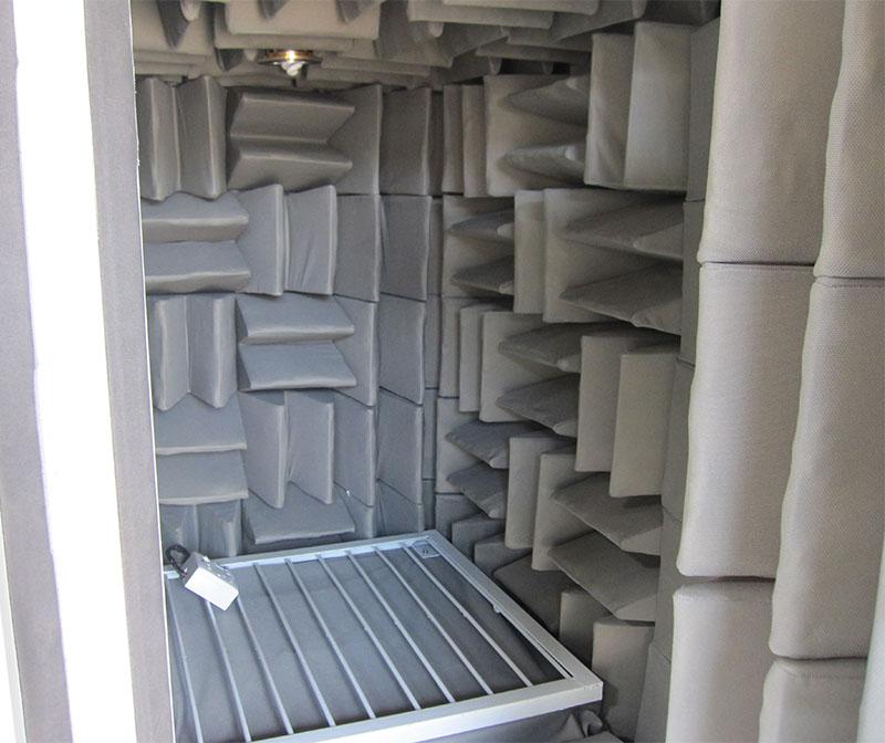 隔音测试箱制作结构