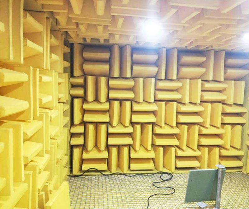 消声室隔声结构建造