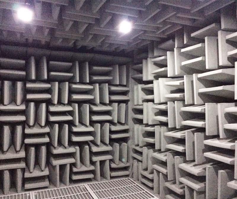 消声室声学测试结构制作设计-静环环保