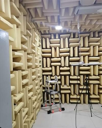 声学测试消声室